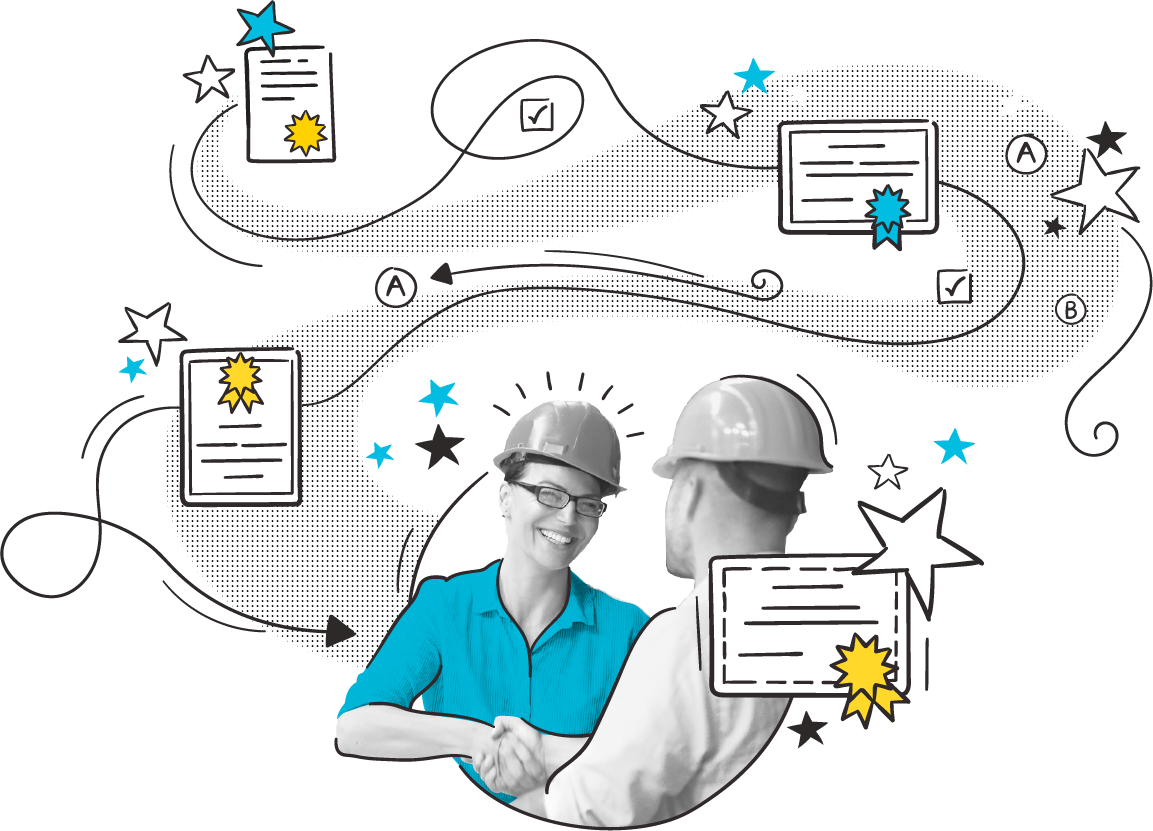 Manage elearning in your CRM for training providers