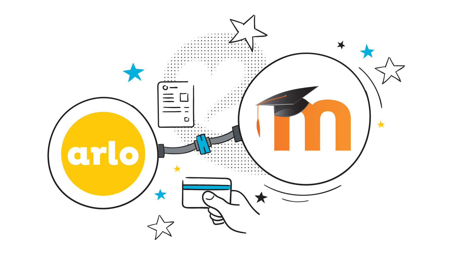 Arlo integrates with Moodle LMS